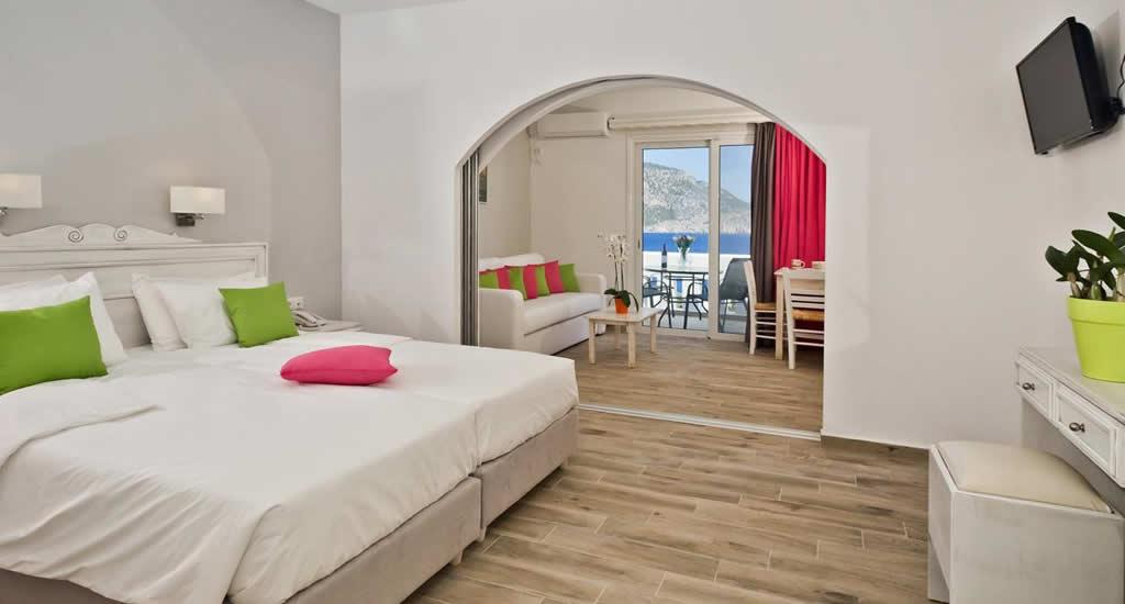 Appartementen Sound of the Sea, Karpathos