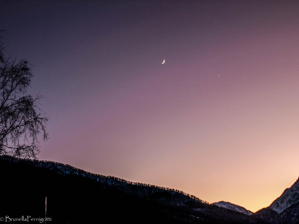 tramonto boreale