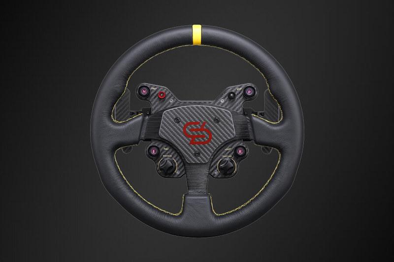 Simagic GT1 Steering Wheel Front