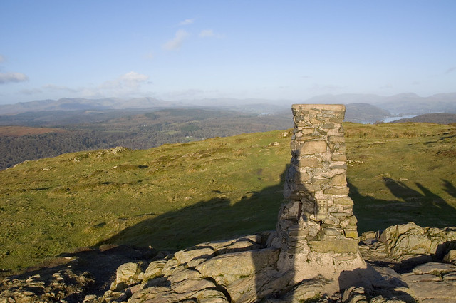 Gummers How trig point