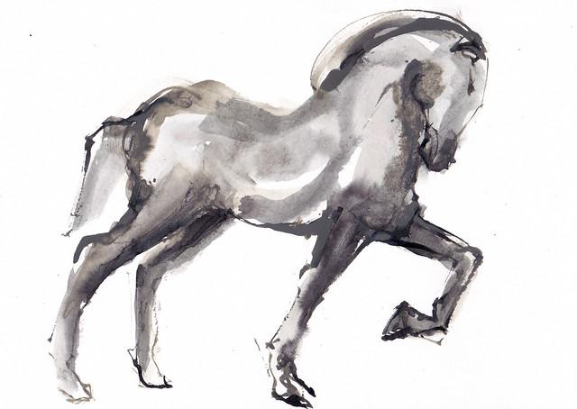 Renaissance Horse [20200104]-1