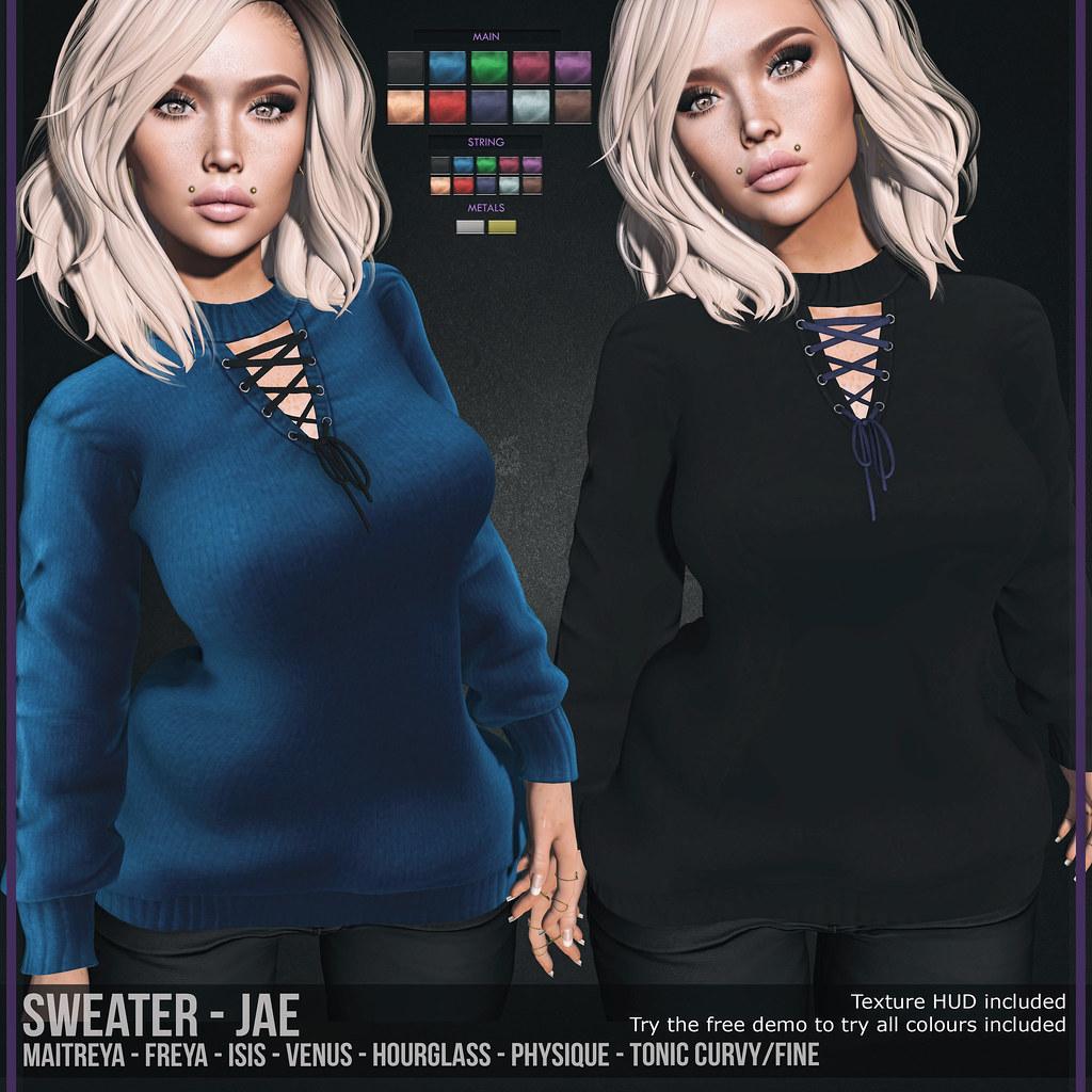 Sweater – Jae