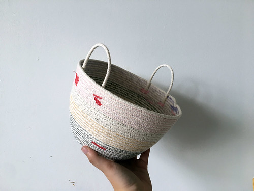 Sewn Baskets: A Workshop with Molly Hassler, March 7, 2020