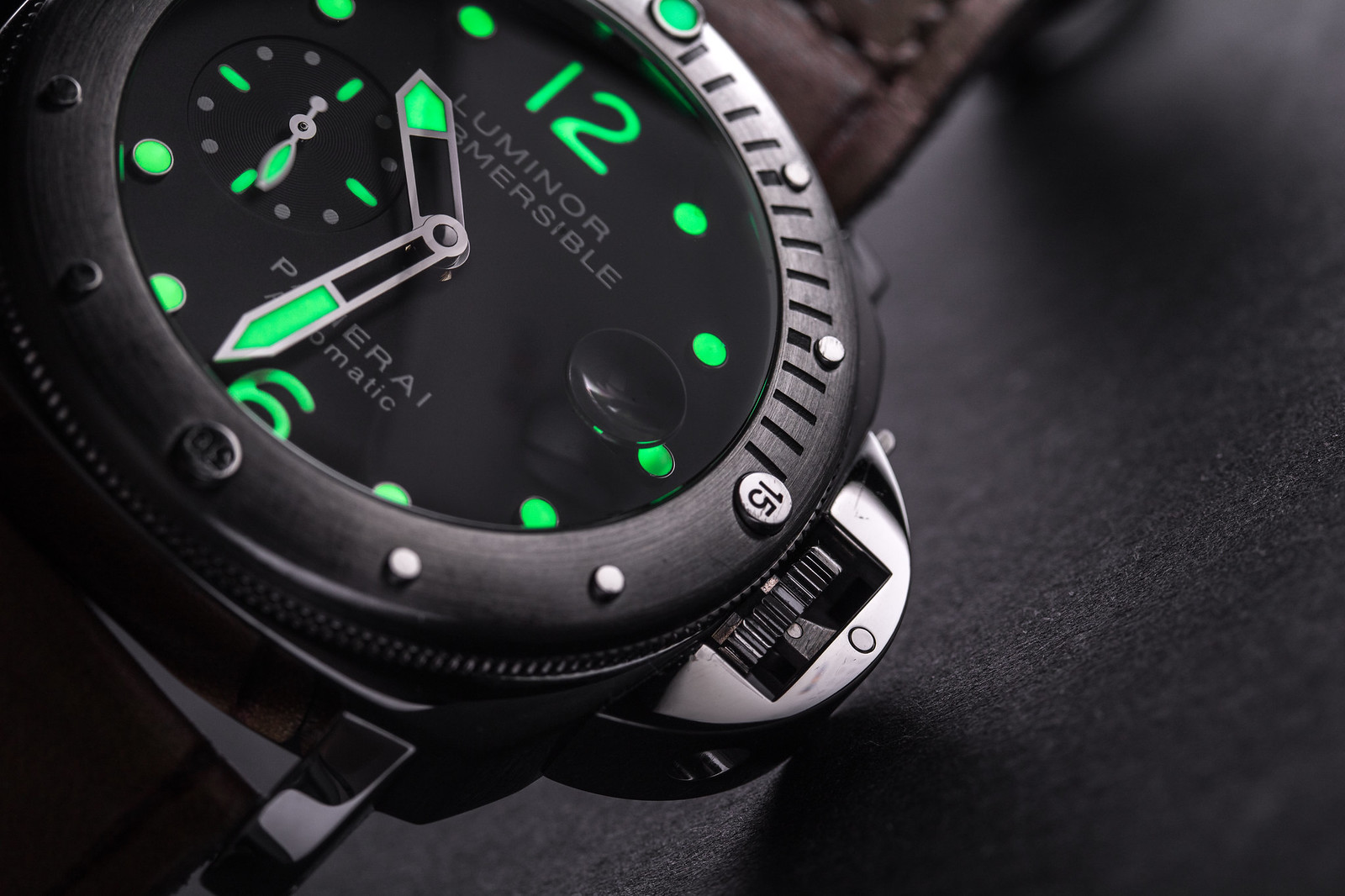 Panerai Submersible Macro