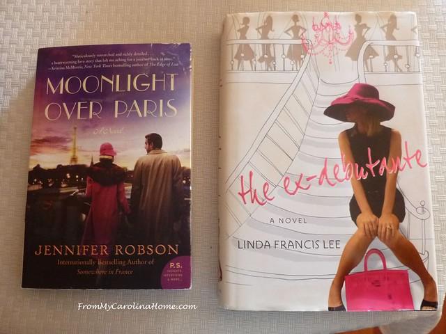 January Book Reviews at FromMyCarolinaHome.com