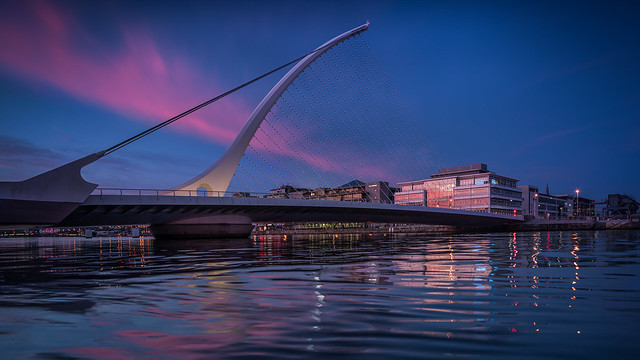 Samuell Beckett Bridge