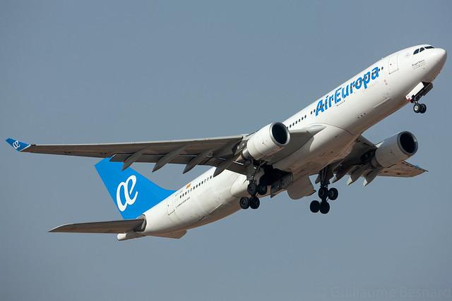 Airbus A330-200 Air Europa EC-JQG MSN 745
