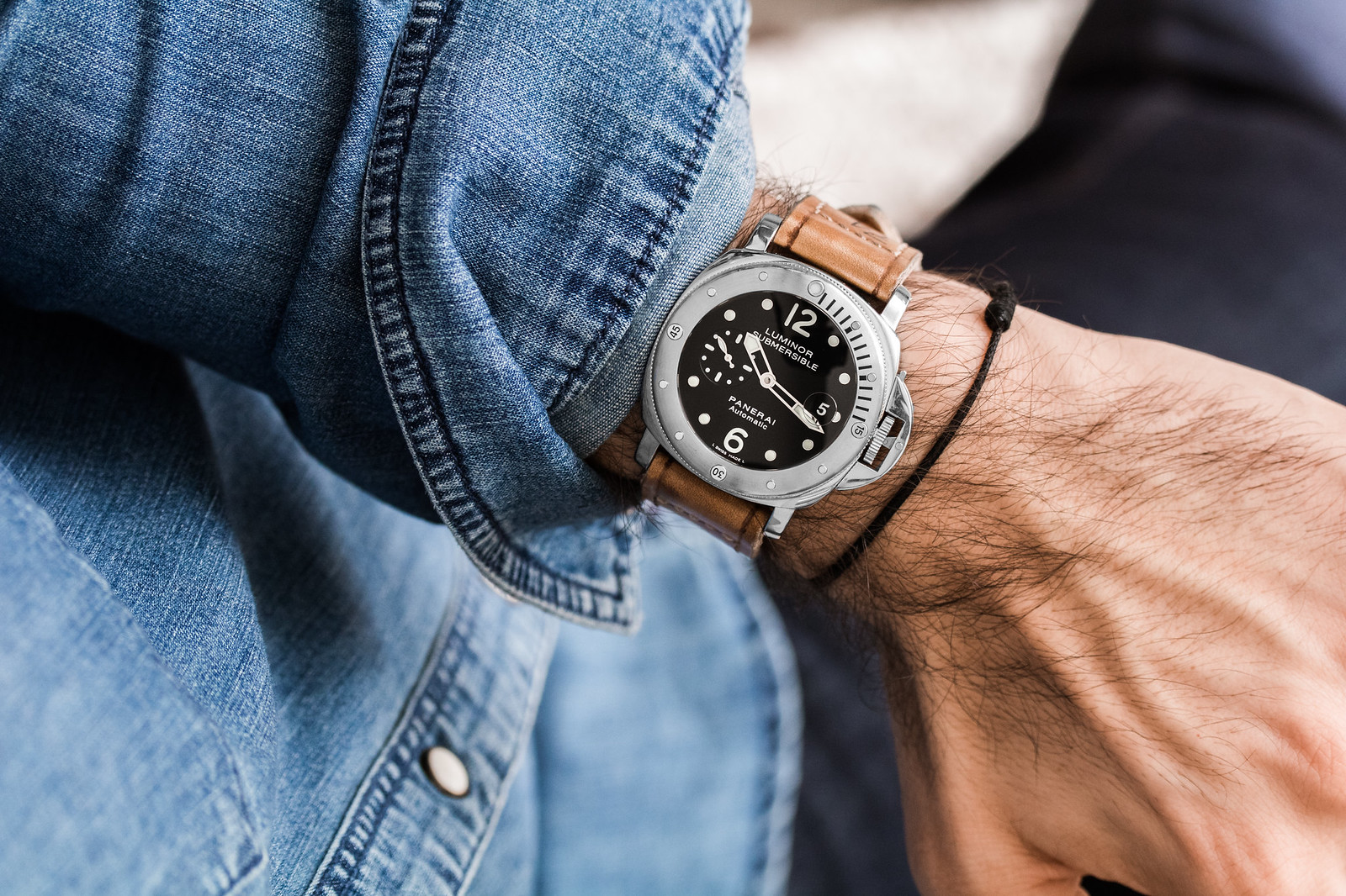 Denim Panerai Submersible