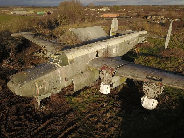 Avro Shackleton MR3/3 WR985/8103M