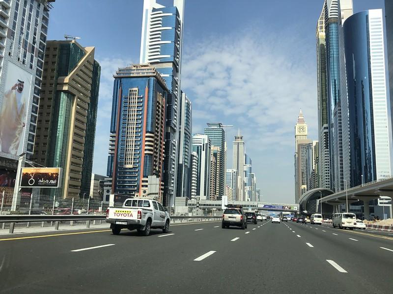 Autonvuokraus Dubaissa