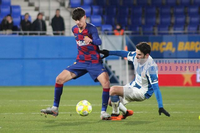 FC Barcelona B - RCD Espanyol B