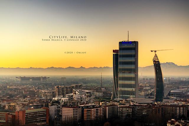 CityLife, Milano