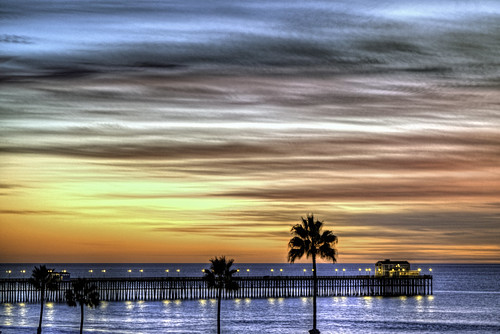 southern california united states nature beauty usa tropical paradise sunrise palm trees outdoor landscape seascape walkabout sunset photography travel beach sand sun pier strand canon40506070d5dii walknshoot