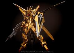 Metal Robot Damashii ORB-01 Akatsuki Gundam (Oowashi Unit)