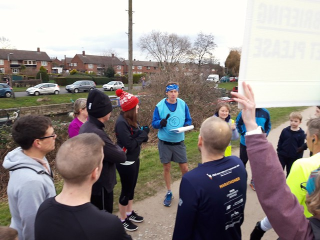 First timers briefing sat 4 jan 2020