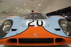 Gulf Oil Porsche 917