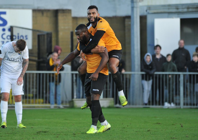 NLS: Havant & Waterlooville 1-2 Maidstone United