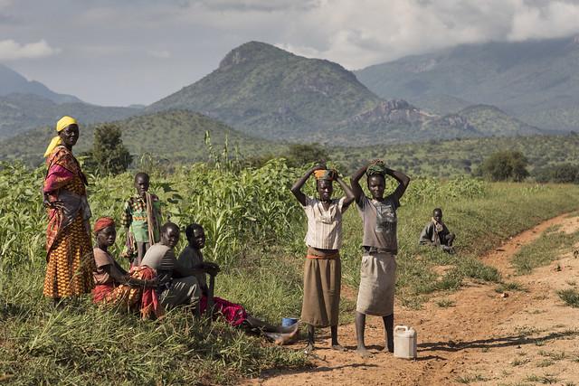 Ruta de Kidepo a Gulu