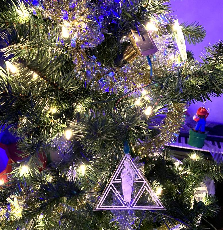 2019 Christmas, Zelda Ornament