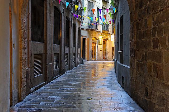 Barceloneando: Carrer De Grunyí