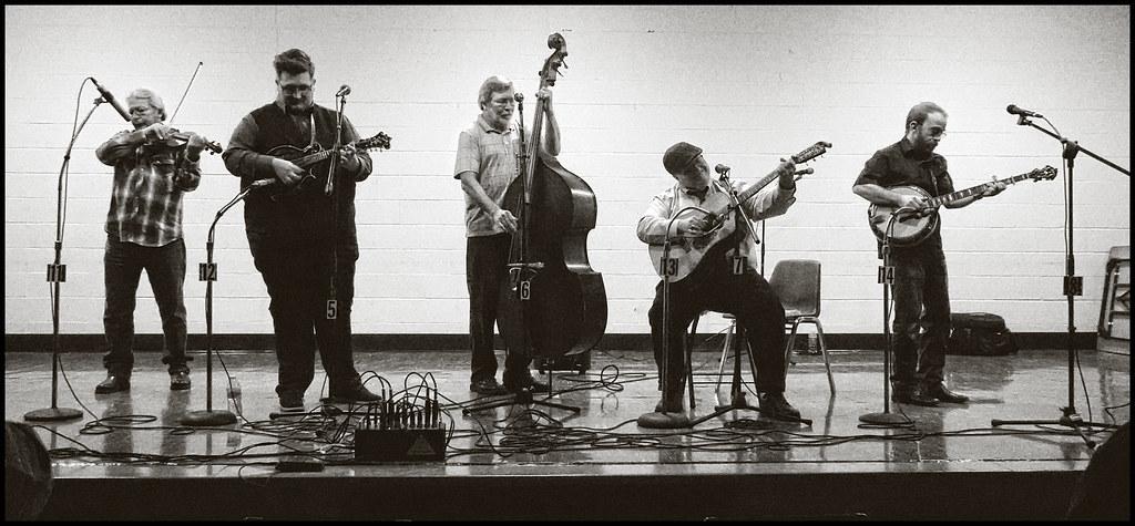 1-4-20 - Bluegrass concert - 1