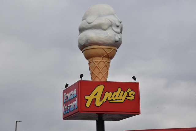 Andy's Frozen Custard - Burbank, IL
