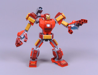 Review: 76140 Iron Man Mech