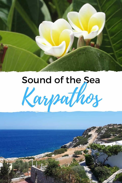 Sound of the Sea, Karpathos | Heerlijk logeren bij Sound of the Sea op Karpathos