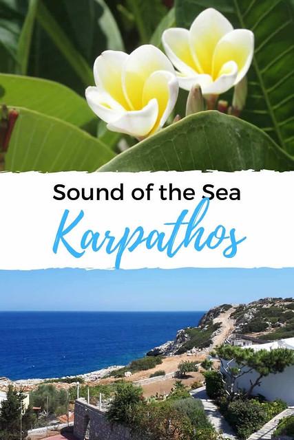 Sound of the Sea, Karpathos   Heerlijk logeren bij Sound of the Sea op Karpathos