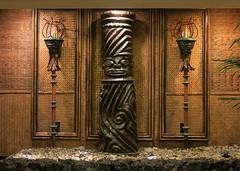 Entering the Tonga Room - Fairmont Hotel - San Francisco