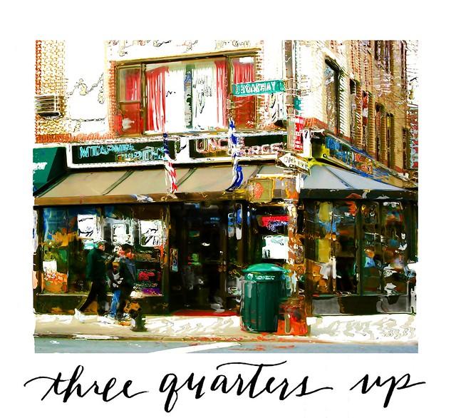 BROADWAY CORNERS - NEW  YORK