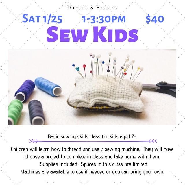 Sew Kids