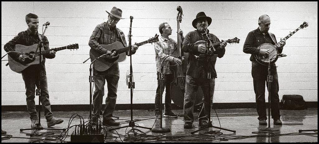 1-4-20 - Bluegrass concert - 2
