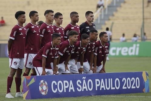 Em Pé - Isaque,João Dias,Cristian,Gabriel Mafei, Cadu e Matheus - Agachados - Dudu,Lucas Vaz,Wallace, Basílio e Rikelmi.