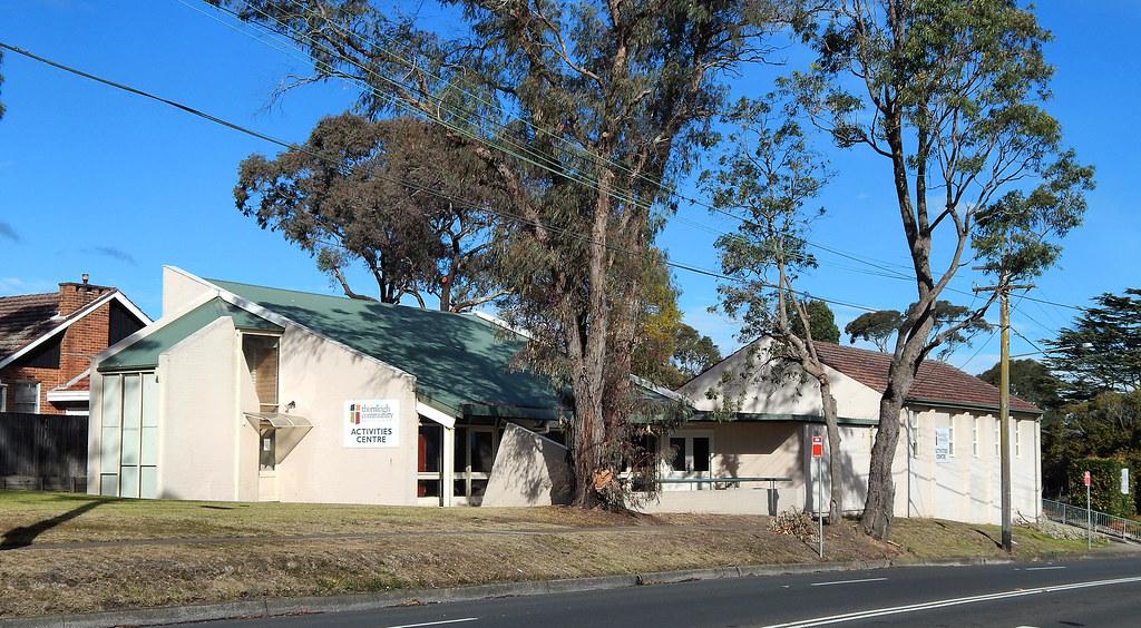 Baptist Community Hall, Thornleigh, Sydney, NSW.