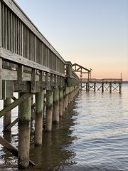 005/366 Fishing Pier, Leesylvania State Park, Woodbridge, Virginia