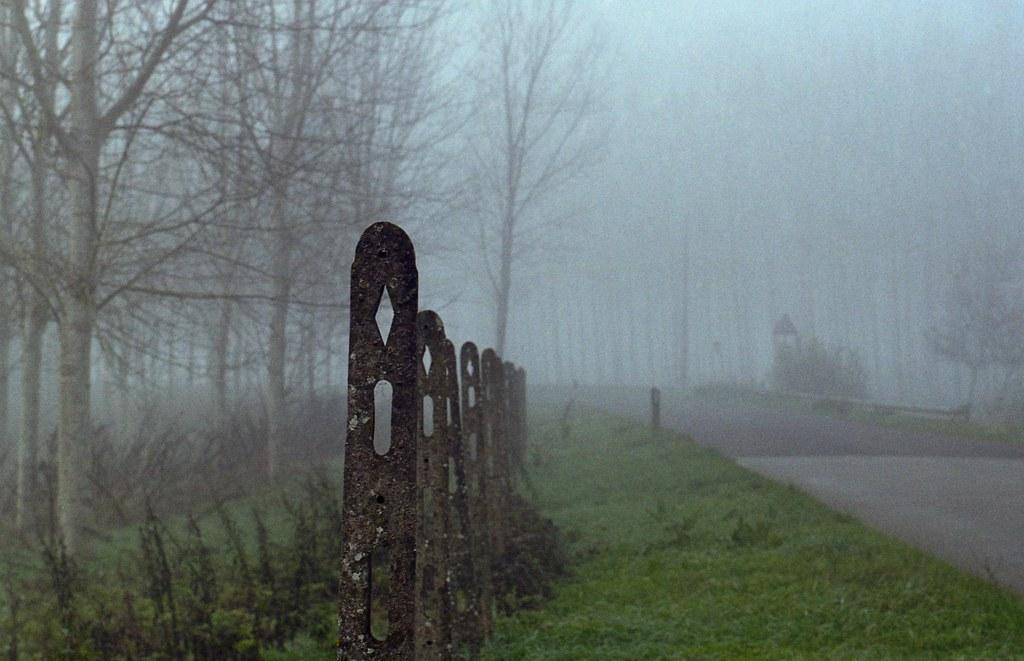 Ieri mattina nella valle