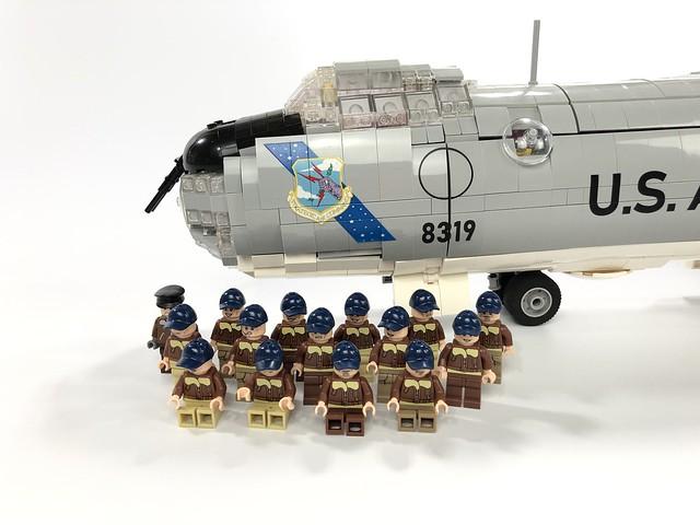 """LEGO B-36D """"Peacemaker"""""""