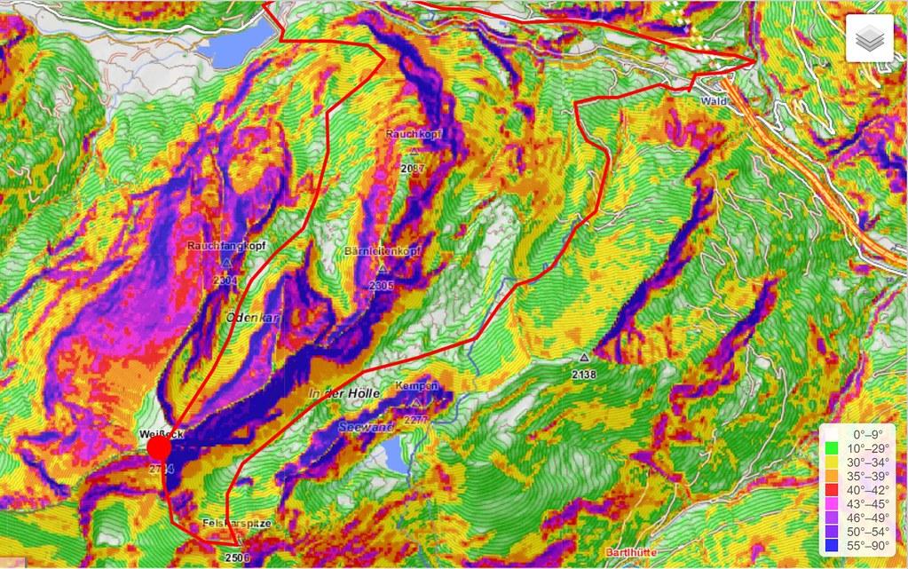 Weisseck Niedere Tauern Rakousko foto 06