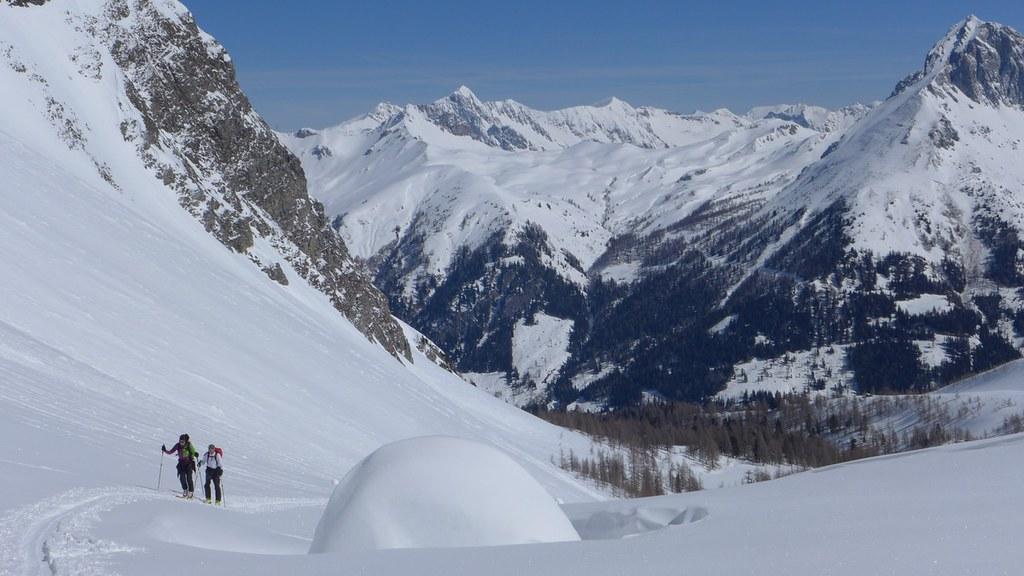 Weisseck Niedere Tauern Rakousko foto 13