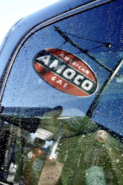 Reflections - Amoco Petroliana Collection- Selma, NC