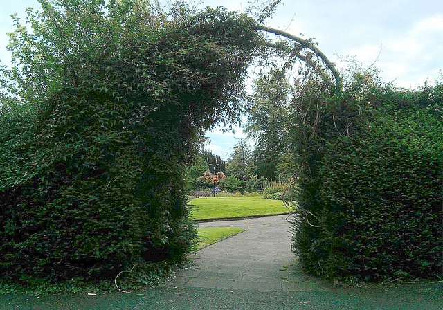 Arch Pittencrieff Park,  Dunfermline