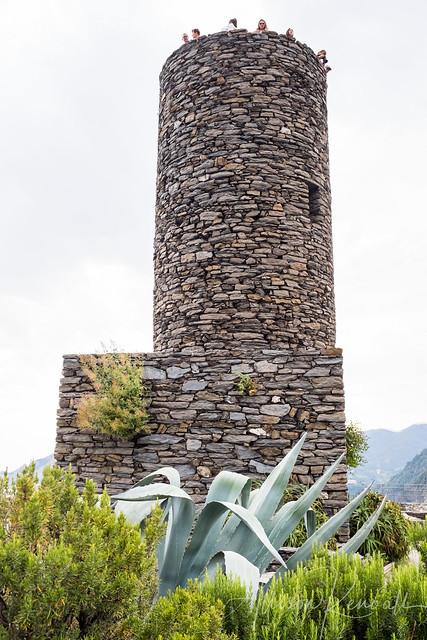 Castello Doria Tower, Vernazza, Italy