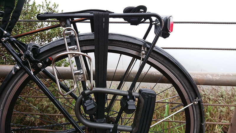 Rear Rack Bottle Cage