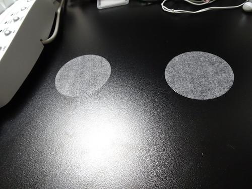 ハンコンをテーブルに固定する・5つの吸盤に対応させるためには、2つ買ってこないといけない