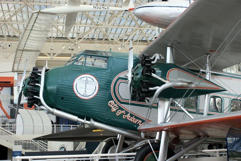 Boeing Model 80 1