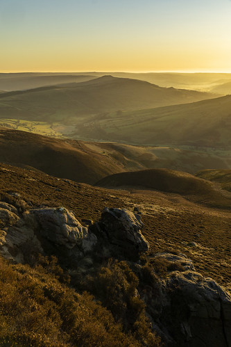 landscape derbyshire peakdistrict darkpeak kinderscout edale winhill rowlandcotemoor gritstone