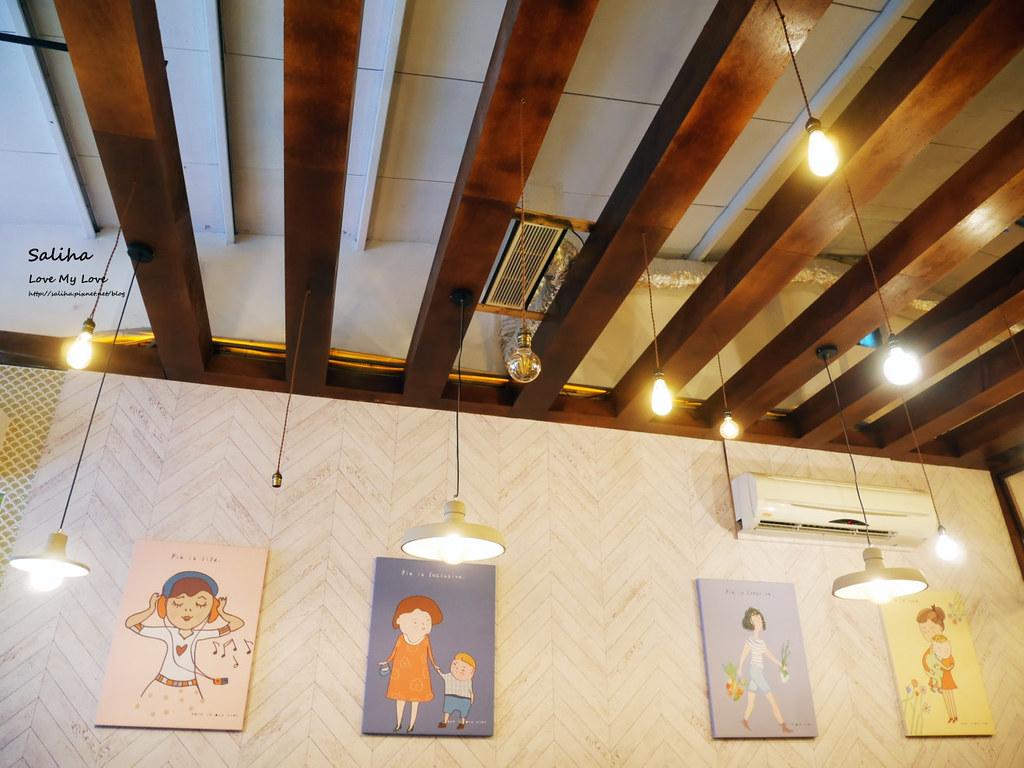 新北新店文青咖啡廳餐廳下午茶推薦大坪林站老派的約會 (5)