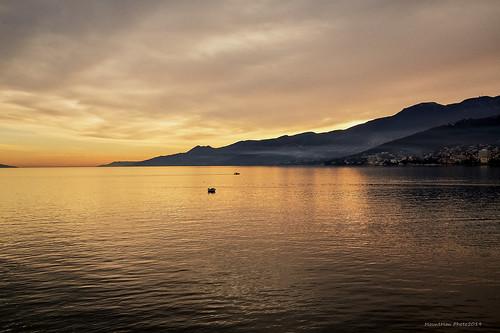 kvarner liburnija primorskogoranska croatia more sea seascape nakonzalaska aftersunset flickrunitedaward