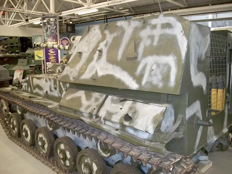 Su-76 76mm 3